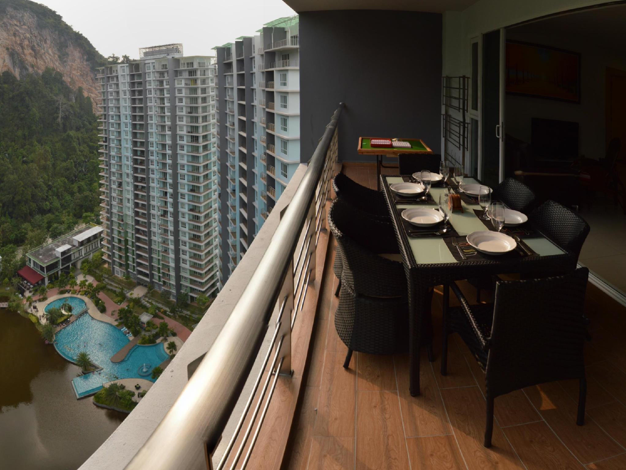 Holiday Apartment at The Haven Ipoh