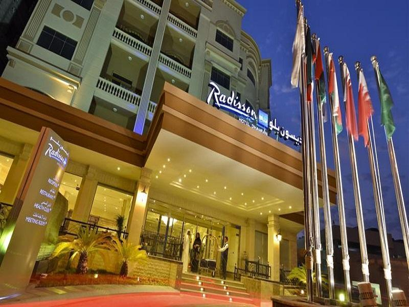 Radisson Blu Hotel Dhahran - Hotels and Accommodation in Saudi Arabia, Middle East