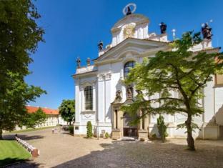 Hotel Monastery Prague - View
