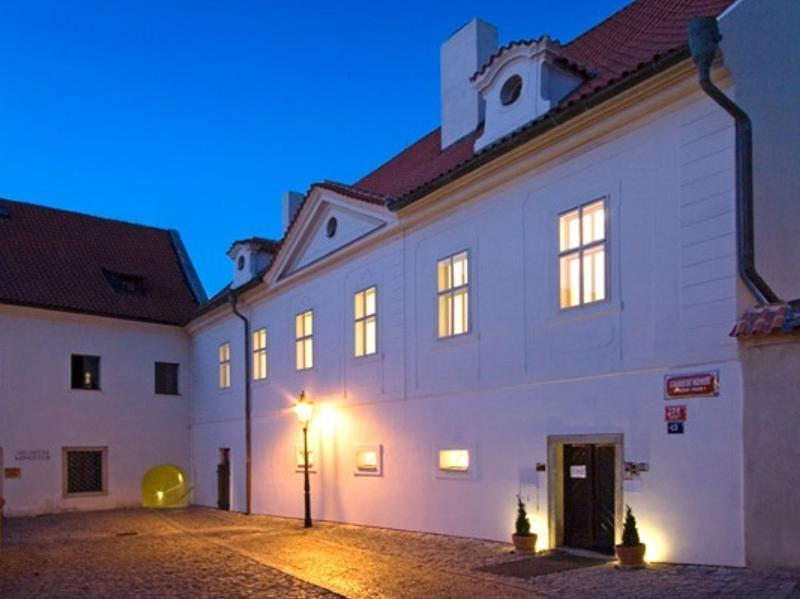 Hotel Monastery Prague