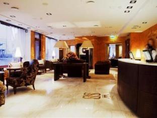 Savoy Boutique Hotel טלין - קבלה