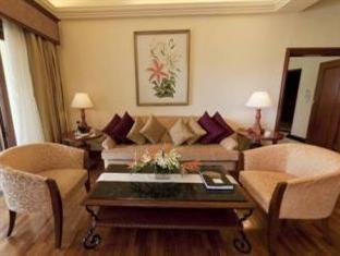 Taj Exotica Goa South Goa - Luxury Suite Living Room