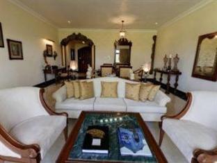 Taj Exotica Goa South Goa - Presidential Suite Living Room