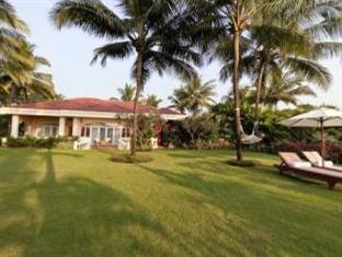 Taj Exotica Goa South Goa - Presidential Suite Lawn