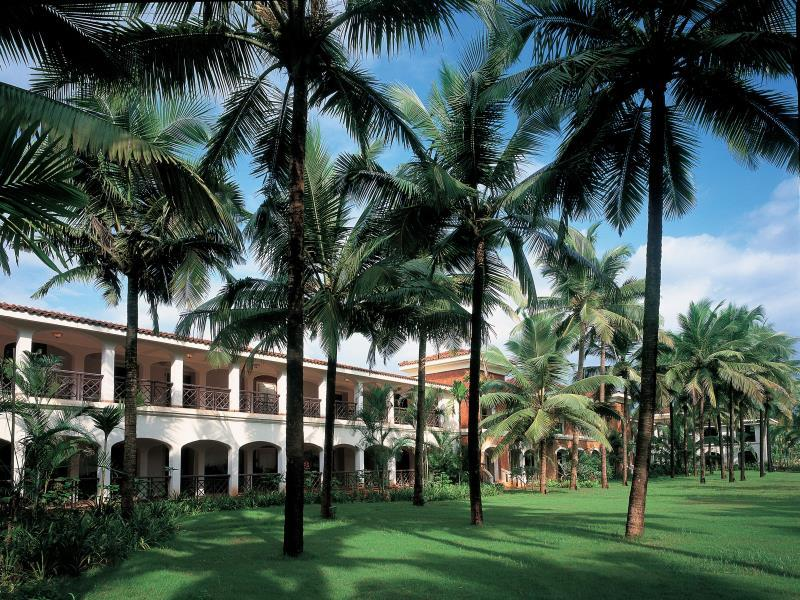 Taj Exotica Goa - Hotell och Boende i Indien i Goa