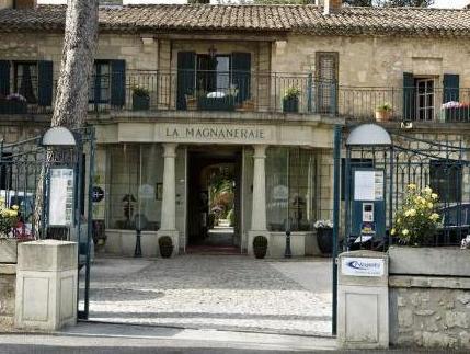 Best Western Hostellerie La Magnaneraie Avignon