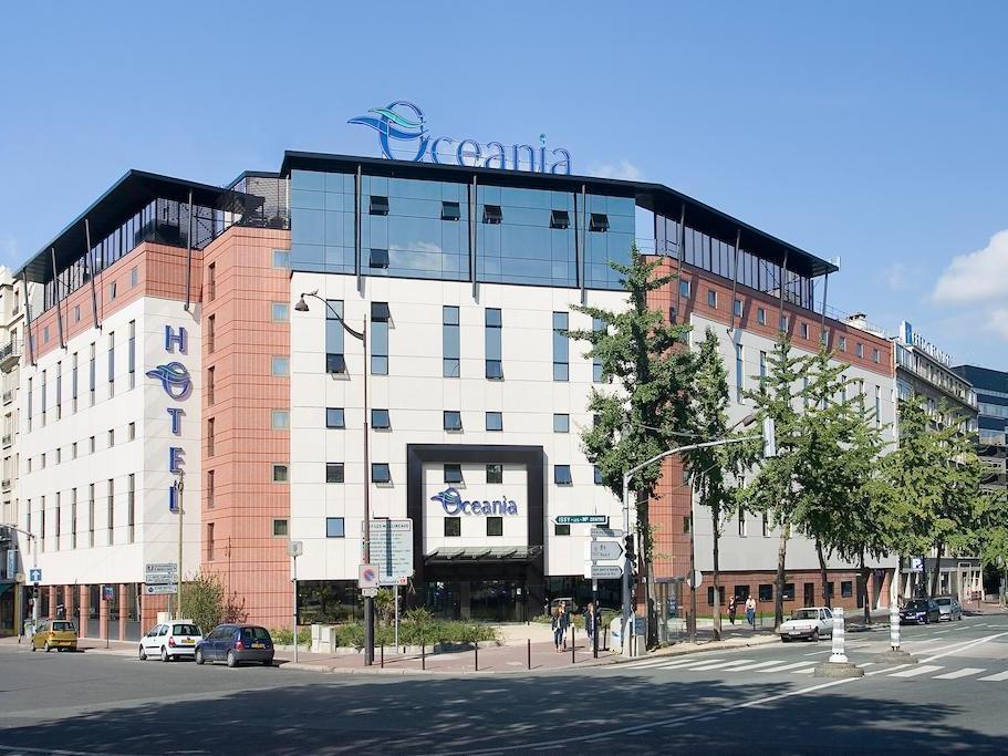 Oceania paris porte de versailles hotel 15th tour eiffel porte de versailles paris - Massage porte de versailles ...