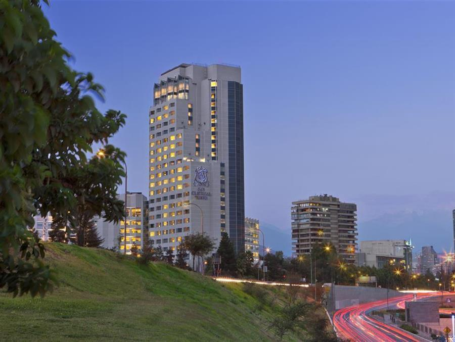 San Cristobal Tower a Luxury Collection Hotel Santiago - Hotels and Accommodation in Chile, South America