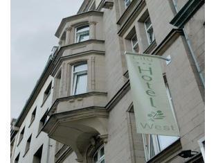 City Hotel West Frankfurt am Main - Exterior