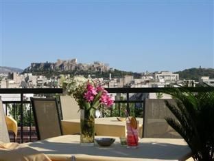 Apollo Hotel Athens - Acropolis View