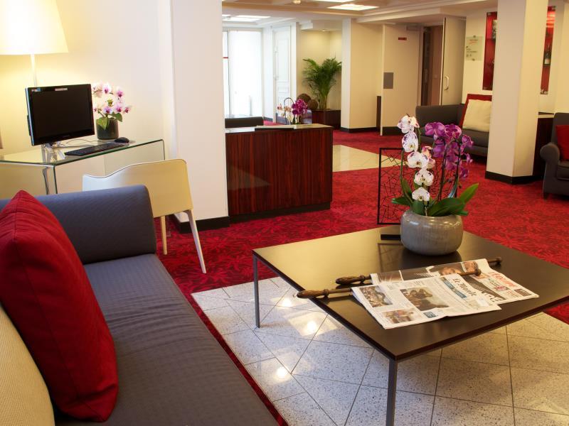 Hotel Le Richemont - Hotell och Boende i Frankrike i Europa