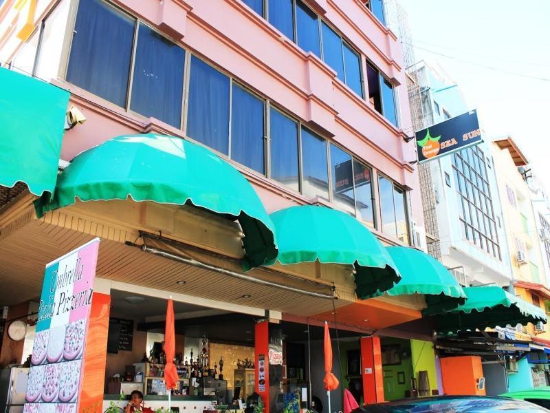 Thai Orange Sea Sun Hotel Pattaya