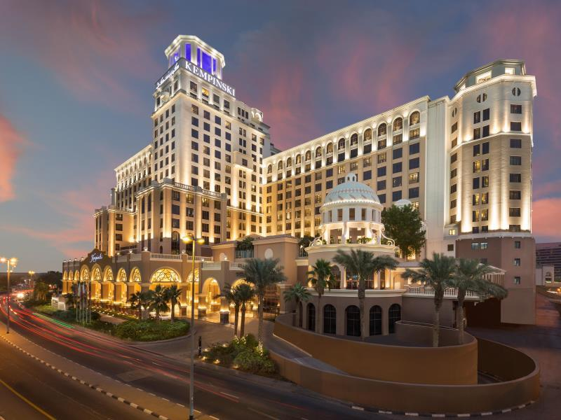 Kempinski Mall Of The Emirates Hotel - Hotels and Accommodation in United Arab Emirates, Middle East