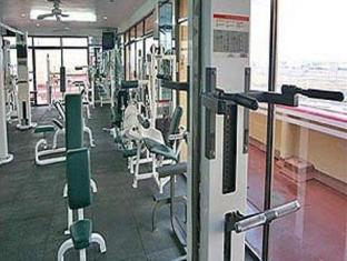 Camino Real Aeropuerto Hotel Mexico City - Fitness Room