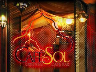 Casa Sol Hotel Budapest - Cafe Sol