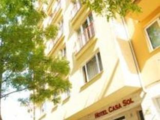 Casa Sol Hotel Budapest - Hotel Exterior