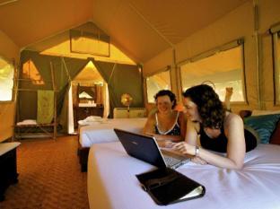 hin tok river camp @ hell fire pass hotel