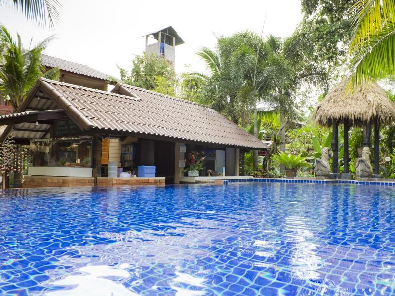 Kata Country House Hotel - Hotels and Accommodation in Thailand, Asia