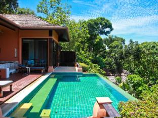 Sri Panwa Phuket Villas Phuket - Infinity Pool at Family Suite Villa