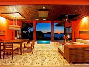 Sri Panwa Phuket Villas Phuket - 2 Bedroom Family Suite Villa - Open Air Living Area at