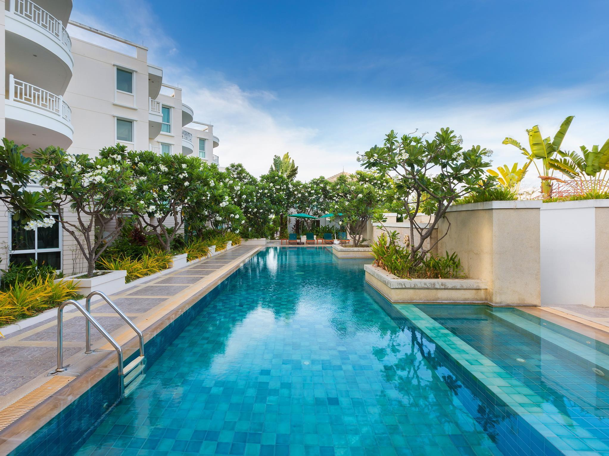 Baan Poolom Huahin Condominium - Hotels and Accommodation in Thailand, Asia