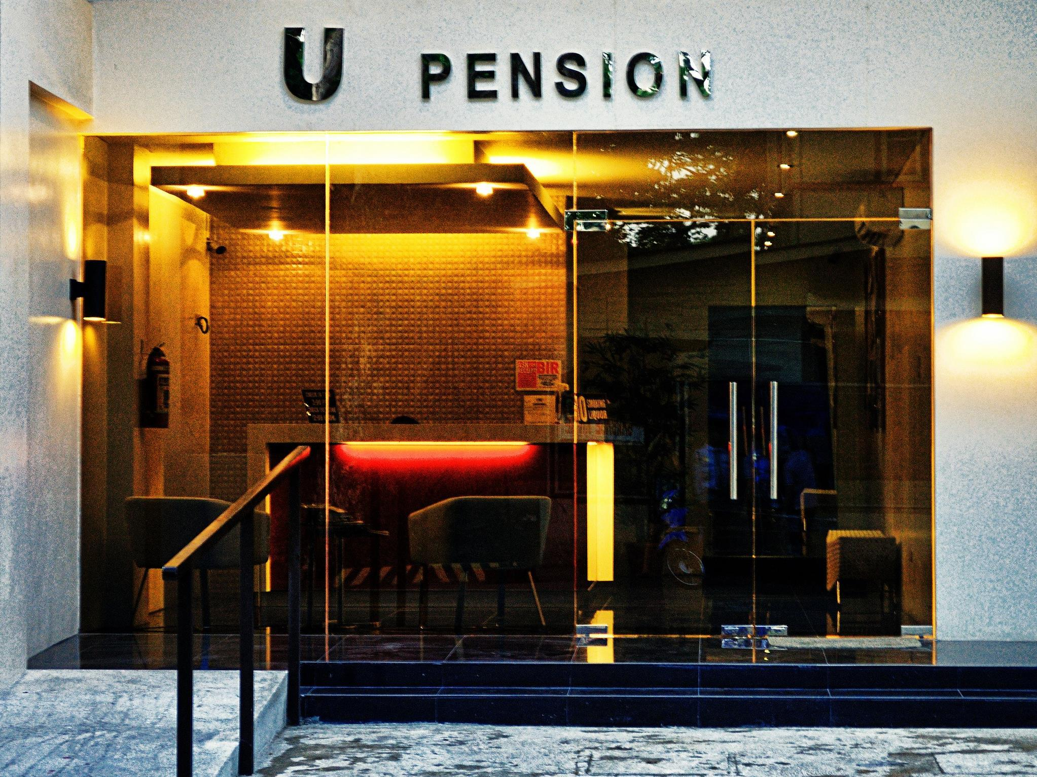 The U Pension - Hotels and Accommodation in Philippines, Asia