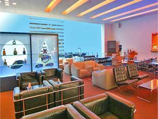 Camino Real Hotel Mexico City - Lobby