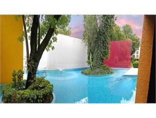 Camino Real Hotel Mexico City - Swimming Pool