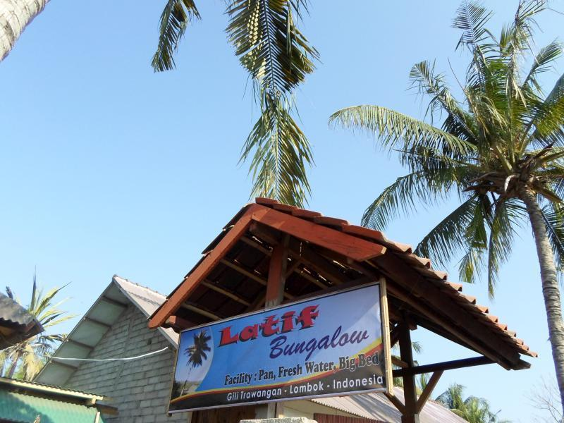 Latif Bungalow - Hotels and Accommodation in Indonesia, Asia
