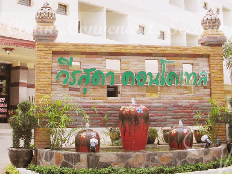 Veerasuda Condotel - Hotell och Boende i Thailand i Asien