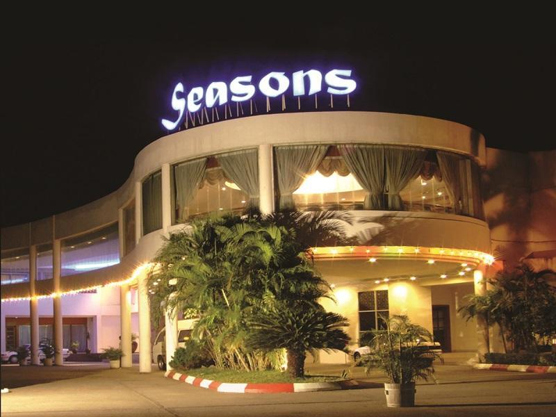 Seasons of Yangon International Airport Hotel - Hotels and Accommodation in Myanmar, Asia