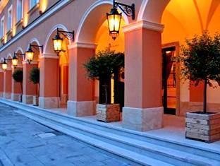 Mamaison Hotel Le Regina Warszawa - Hotellet udefra