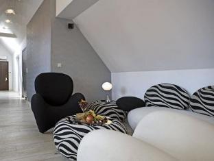 Mamaison Hotel Le Regina Warszawa - Hotellet indefra