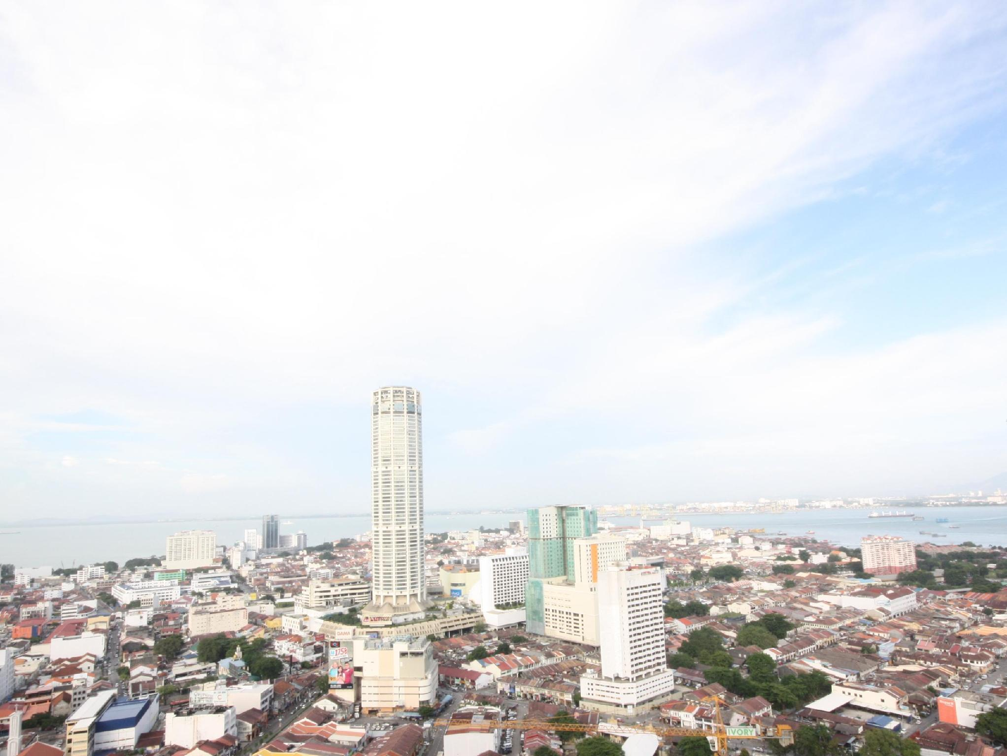 Holiday Apartment at Penang Time Square - Hotels and Accommodation in Malaysia, Asia