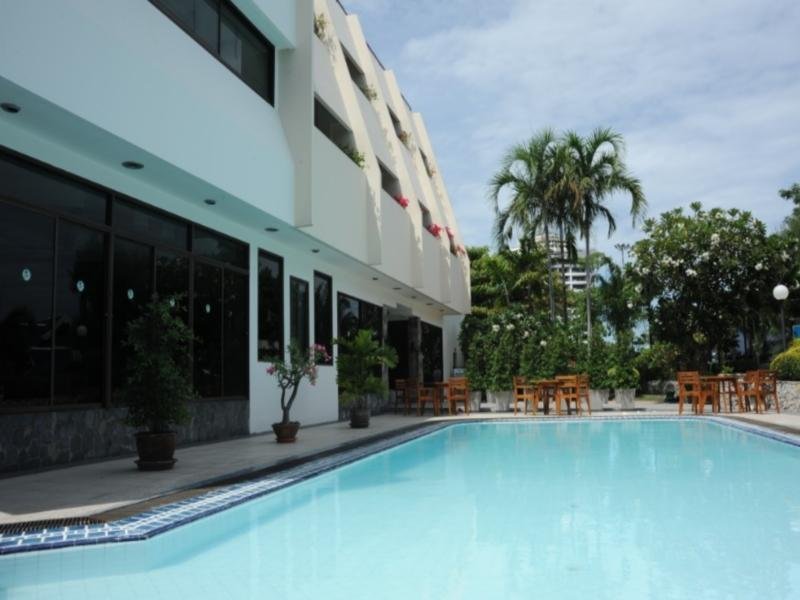 Bangsaen Villa Hotel - Hotels and Accommodation in Thailand, Asia
