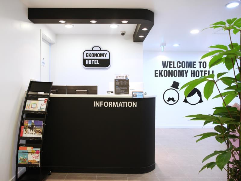 Ekonomy Hotel Myeongdong Central - Hotels and Accommodation in South Korea, Asia
