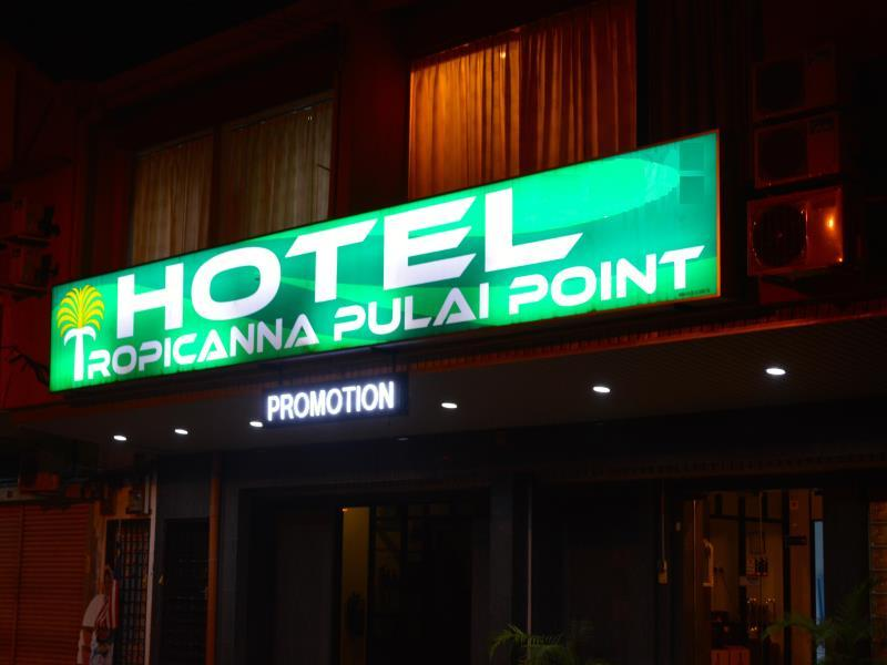 Hotel Tropicanna Pulai Point - Hotels and Accommodation in Malaysia, Asia