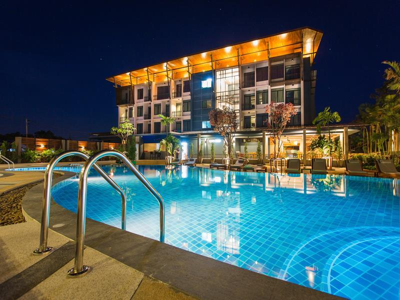 The Tama Hotel - Hotels and Accommodation in Thailand, Asia