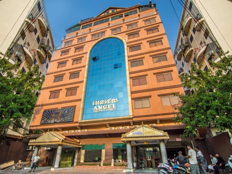 Angel Palace Hotel & Ktv - Phnom Penh