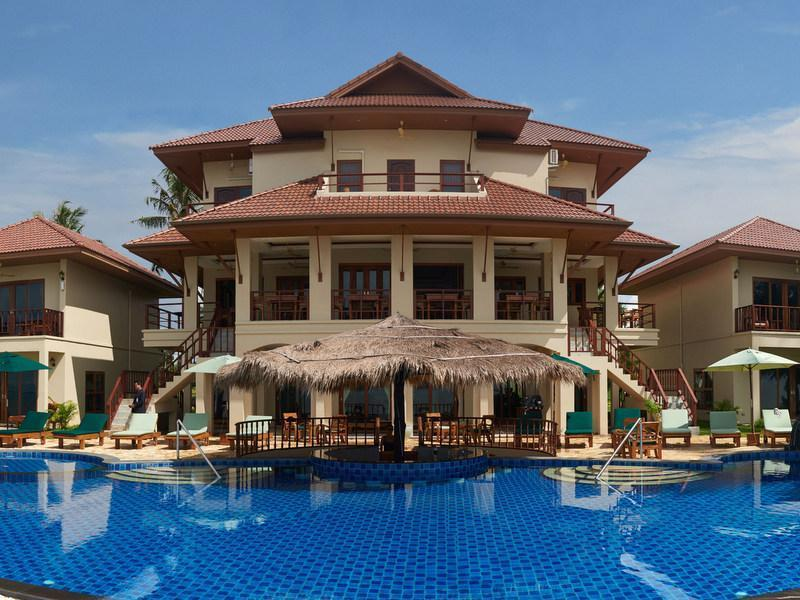 Sara Beachfront Boutique Resort - Hotels and Accommodation in Thailand, Asia