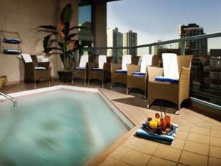 Executive Hotel Vintage Park Vancouver (BC) - Hot Tub