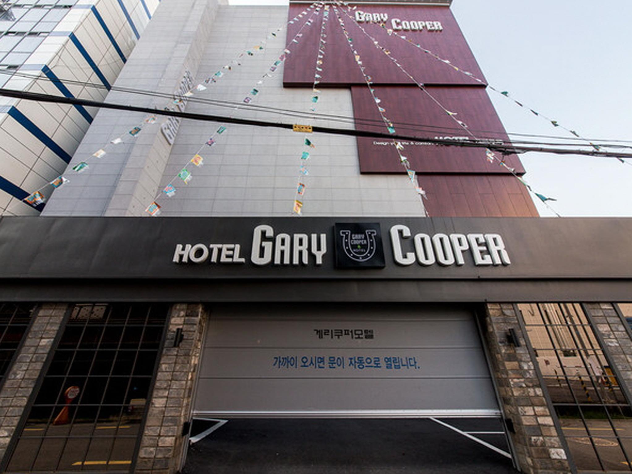 Gary Cooper Hotel - Hotels and Accommodation in South Korea, Asia