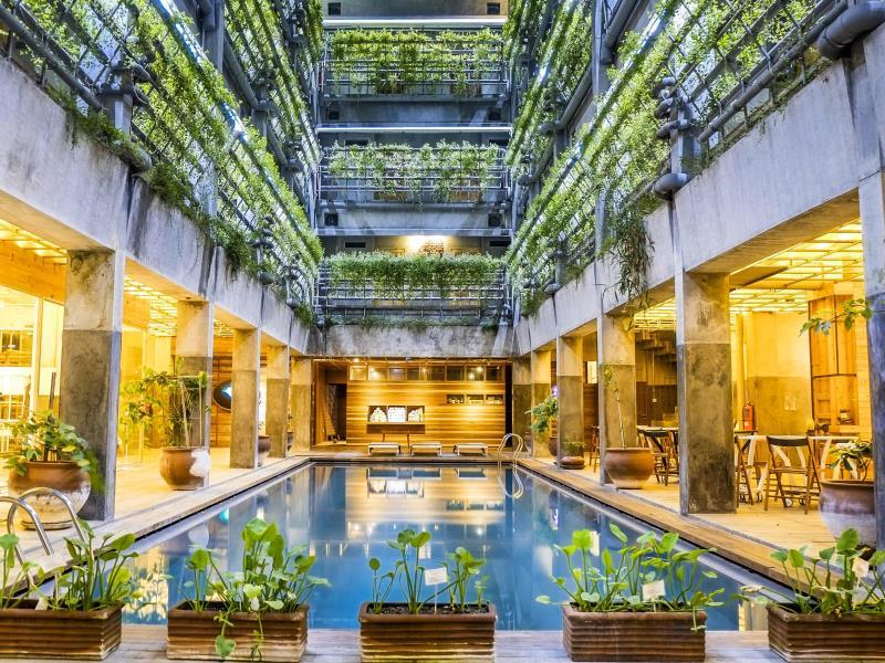 Greenhost Boutique Hotel Prawirotaman - Yogyakarta