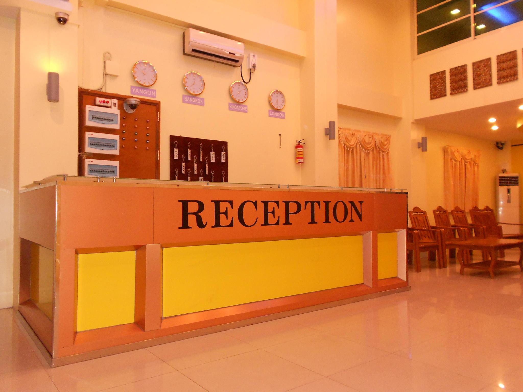 May Flower Inn - Hotels and Accommodation in Myanmar, Asia
