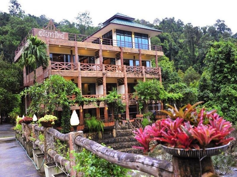 Baansuanrudee Resort - Chanthaburi