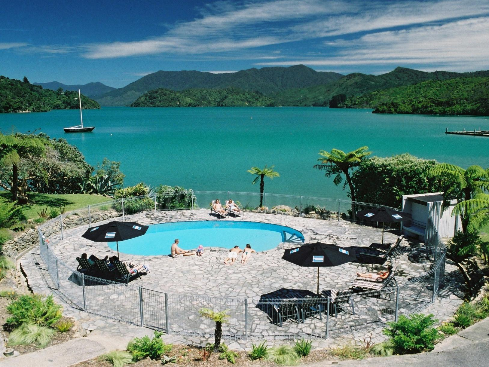 Portage Resort Hotel - Hotels and Accommodation in New Zealand, Pacific Ocean And Australia