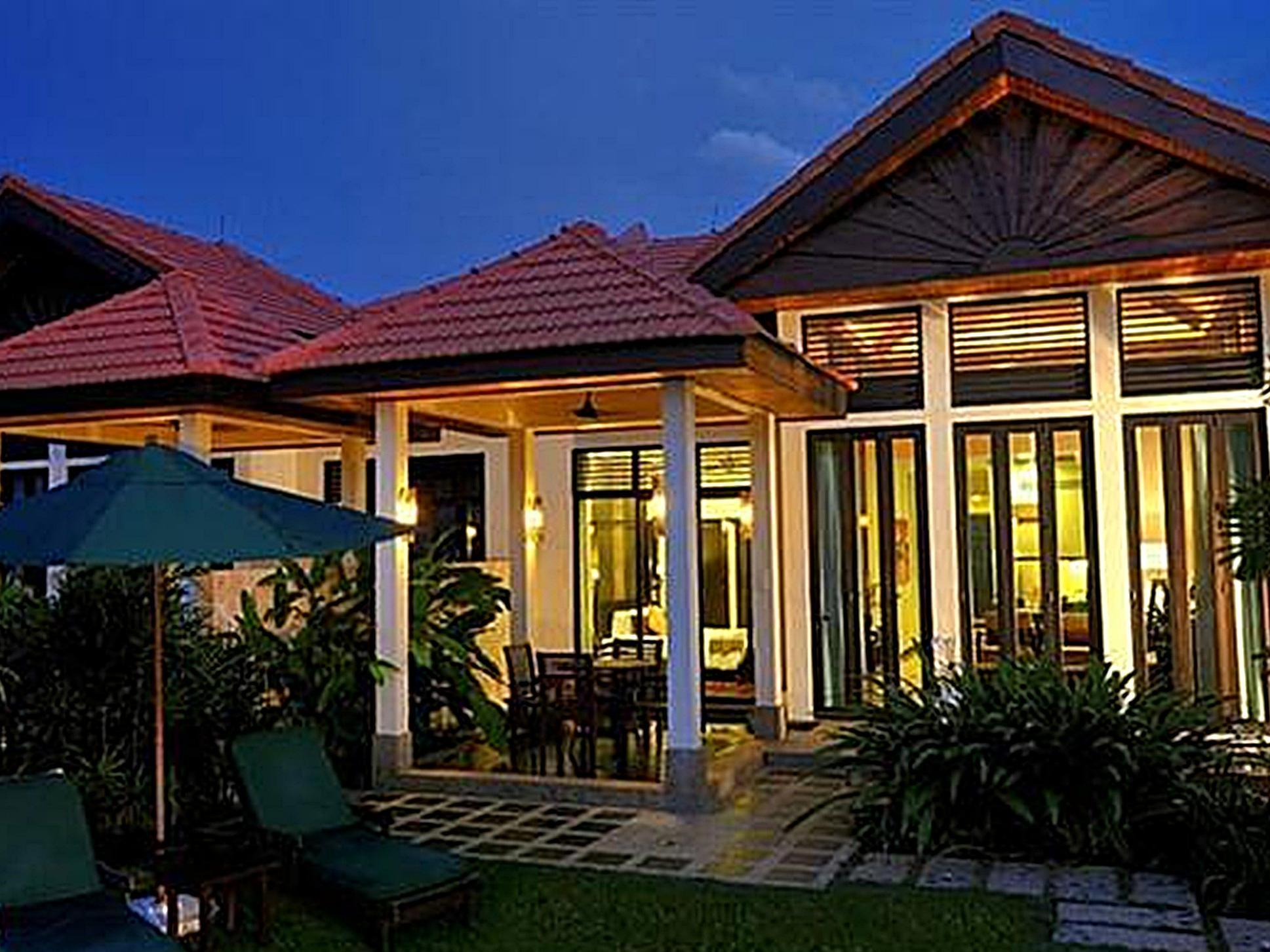 Borneo Beach Villas5