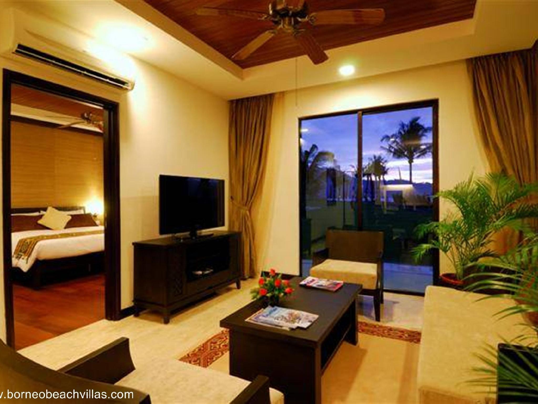 Borneo Beach Villas21