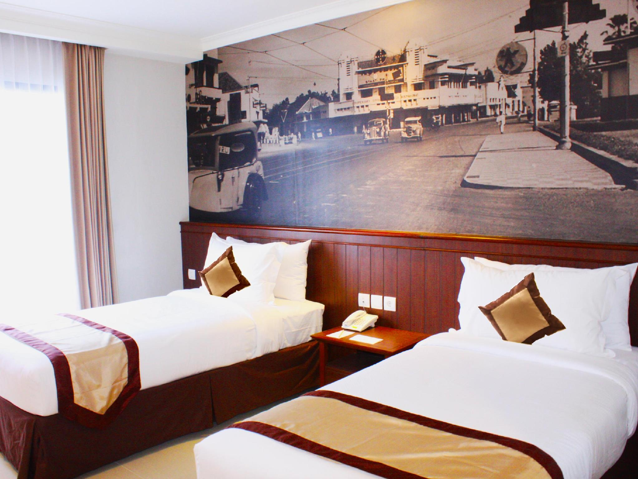 Varna Culture Hotel Soerabaia - Hotels and Accommodation in Indonesia, Asia