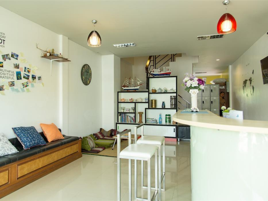 Oh I Sea Hostel - Hotels and Accommodation in Thailand, Asia
